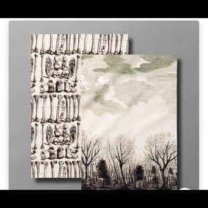Threshold designed with John Derian  Tea Towels